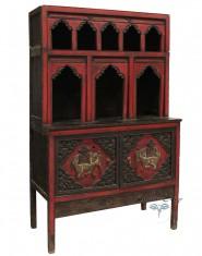 Mobile Tibetano Altare