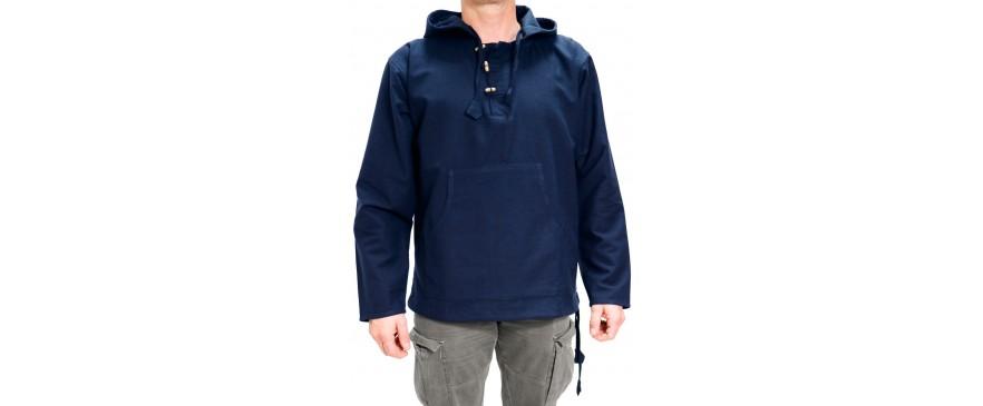 molto carino fc3af 07ade Maglie indiane uomo – Pelliccia sintetica nera corta