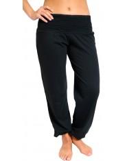Pantaloni Fascia - Nero