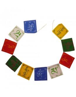 Om Mani Flags