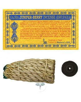Incenso Rope Vajra Ginepro