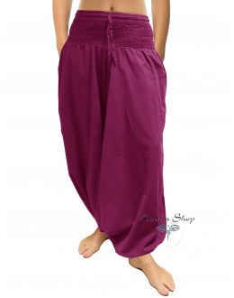 Pantaloni Arabi Tinta Unita