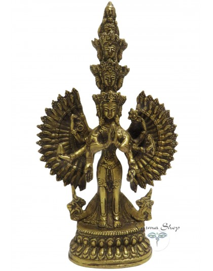 Avalokitesvara - Fronte