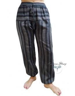 Pantaloni uomo righe
