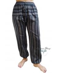 Pantaloni righe