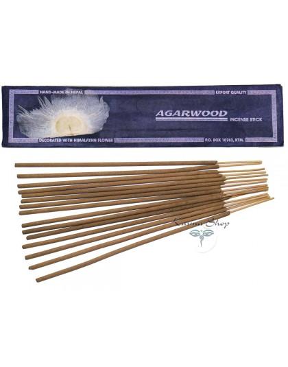 Incensi 100% Natural Flowers Agarwood