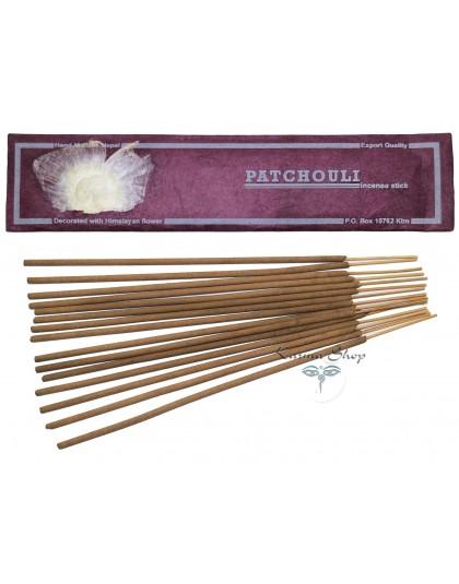 Incensi 100% Natural Flowers Patchouli