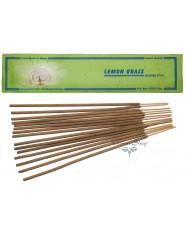 Incensi 100% Natural Flowers Lemongrass