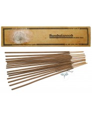 Incensi 100% Natural Flowers Sandalwood