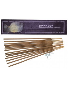 Incensi 100% Natural Flowers Cinnamon
