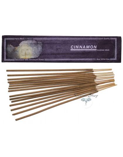 Incensi 100% Natural Flowers Cinnamon