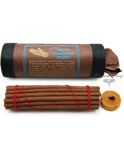 Incenso Tibetan Cedarwood