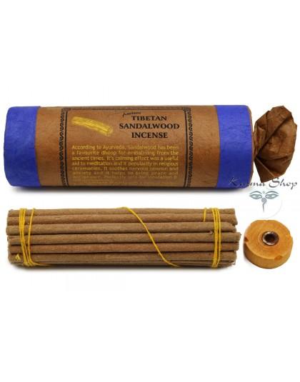 Incenso Tibetan Sandalwood