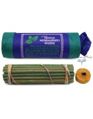 Incenso Tibetan Herbal (Mint)