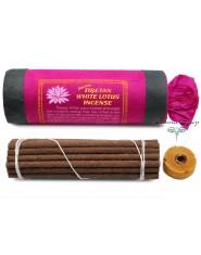 Incenso Tibetan White Lotus