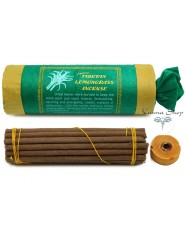Incenso Tibetan Lemongrass