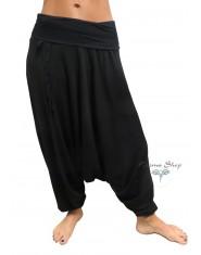 Pantaloni Arabi Maglina nero