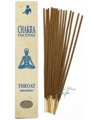 Incenso Quinto Chakra
