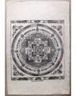 Poster Carta Di Riso Kalachakra Mandala
