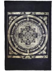 Poster grande Kalachakra Mandala