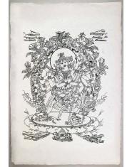 Poster grande Samantabhadra