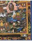 Vita del Buddha con cornice