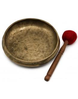 Campana Tibetana unusual shape