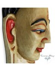 Maschera Buddha beige Piccola