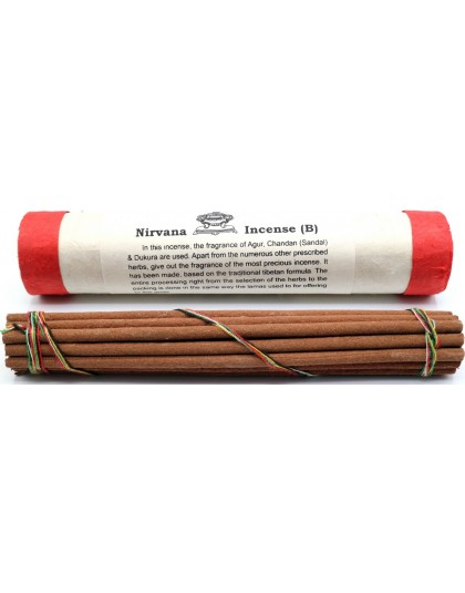 Incenso Tibetano Nirvana Incense (B)