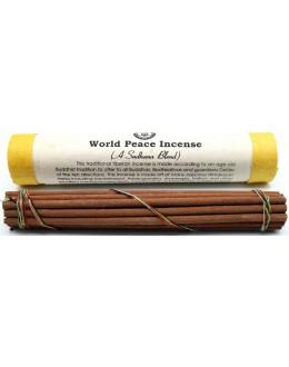 Incenso Tibetano World Peace