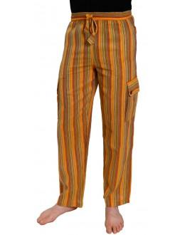 Pantalone uomo righe