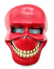 Maschera Citipati rossa