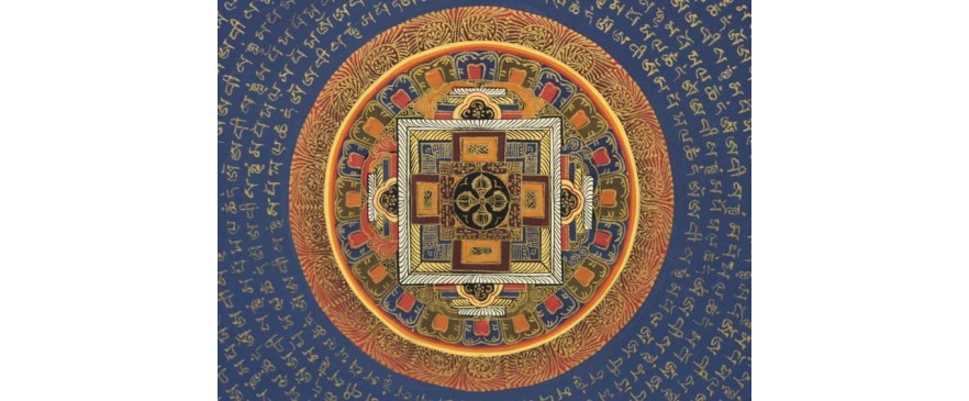 Mandala e Thangka